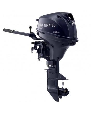2019 Tohatsu 9.9 HP MFS9.9EEFTUL Outboard Motor