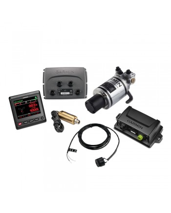 Garmin Compact Reactor 40 Hydraulic Autopilot W/Ghc 20 And Shadow Drive Pack