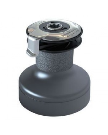 Lewmar 40st Evo Two Speed Self Tailing Grey Winch