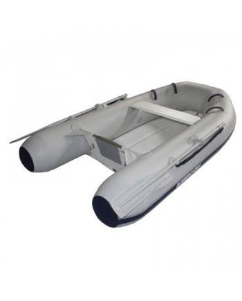 """Mercury 260 Rigid Hull Inflatable (RIB) 8' 2"""", Gray PVC, 2019"""
