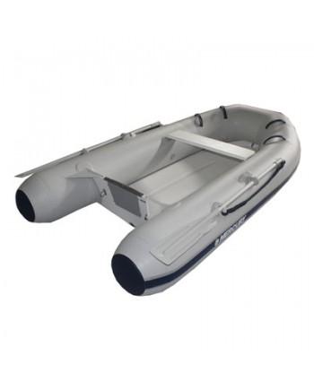 """Mercury 280 Rigid Hull Inflatable (RIB) 8' 10"""", Gray PVC, 2019"""