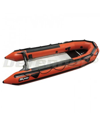 """Zodiac MilPro Grand Raid Series, 13' 9"""", Red Inflatable Boat"""