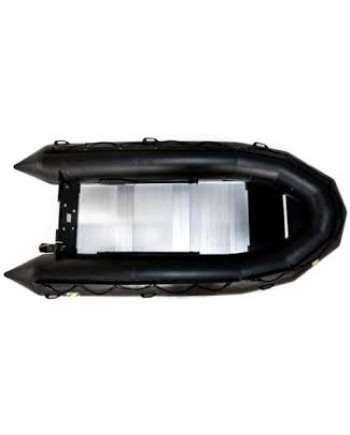 """Zodiac MilPro Work Boat, 13' 5"""", Black Inflatable Boat"""
