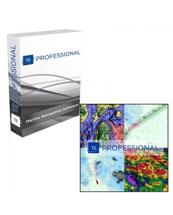 Nobeltec Tz Professional Upgrade From Trident/Catch To Tz Professional - Digital Download
