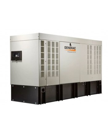 Generac Protector® 50kW Automatic Standby Diesel Generator (120/208V 3-Phase)