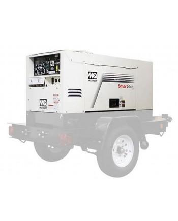 Multiquip DLW400ESA4 68 dBA 340 Amp 140 kW 240 Volt Diesel Welder/Generator