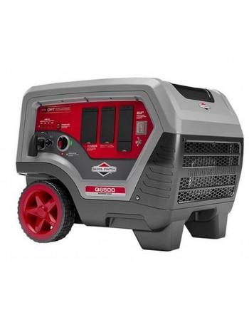 Briggs & Stratton Q6500 - 5000 Watt QuietPower™ Series Portable Inverter Generator