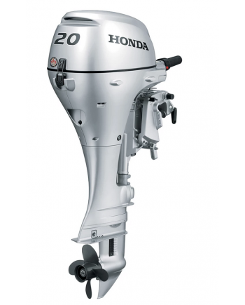 "2020 HONDA 20 HP BF20D3LH Outboard Motor 20"" Shaft Length"