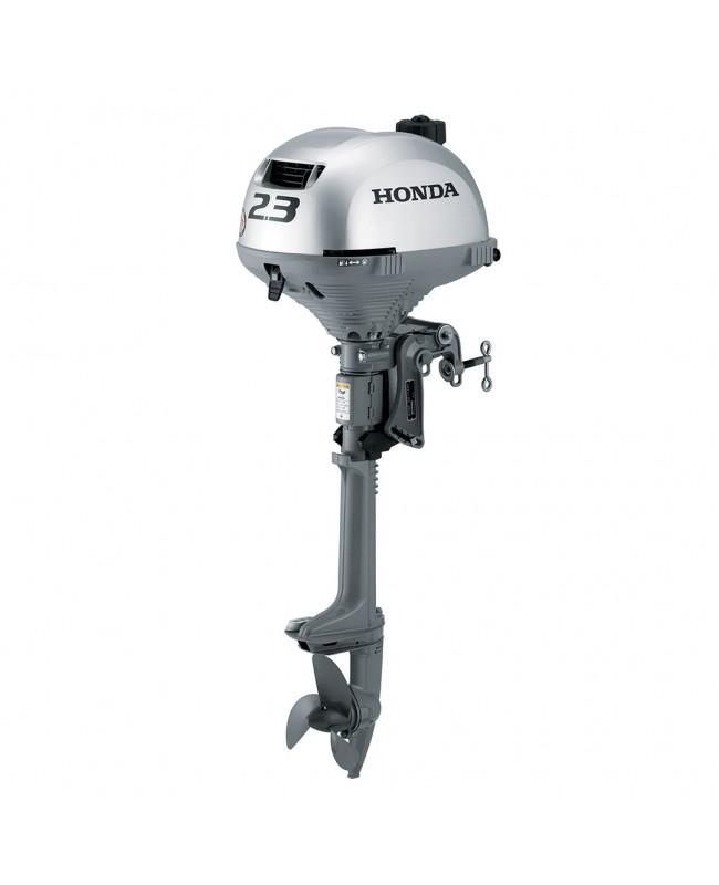 "2019 HONDA 2.3 HP BF2.3DHLCH Outboard Motor 20"" Shaft Length"