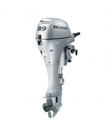"2019 HONDA 9.9 HP BF10DK3LH Outboard Motor 20""  Shaft Length"