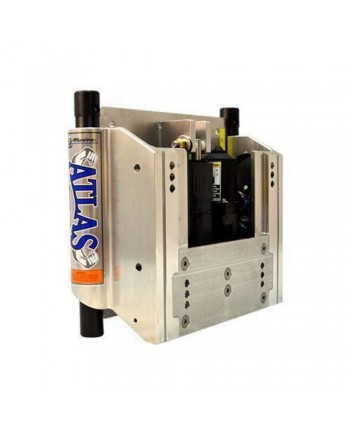 "TH Marine Atlas 4"" Jack Plate Standard Hydraulic Polished"