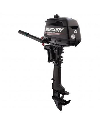 "2020 Mercury 4 HP 4MLH Outboard Motor 20"" Shaft Length"