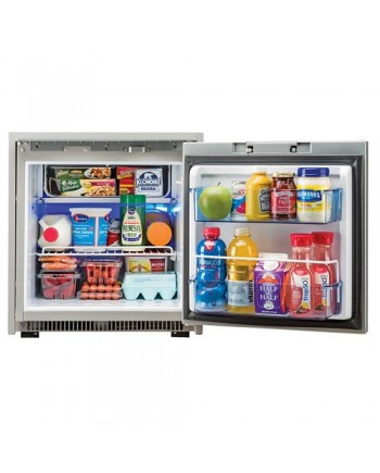 Norcold 2.7 Cubic Feet Ac/Dc Marine Refrigerator - Stainless Steel