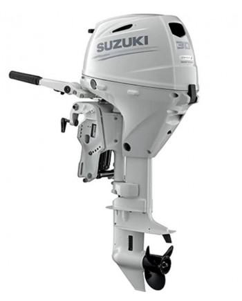 "Suzuki 30 HP DF30ATLW2 Outboard Motor 20"" Shaft Length"