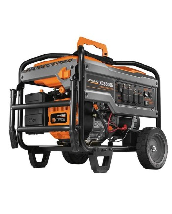 Generac 6825 426cc 6,500-Watt Electric Start Portable Generator - XC6500E