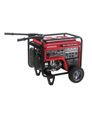Honda EM5000S 389cc 5,000-Watt 120/240-Volt Electric Start Gasoline Generator