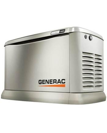 Generac 7034 15,000-Watt Air Cooled EcoGen Synergy Back up Standby Generator