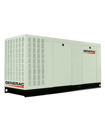Generac QT10068ANAC 100kW 3,600-Rpm Commercial Series Aluminum Enclosed Generator
