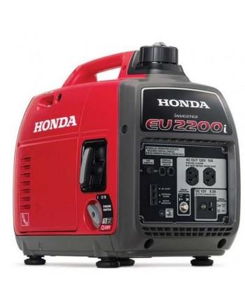 Honda EB2200i - 1800 Watt Portable Industrial Inverter Generator w/ GFCI Protection (CARB)