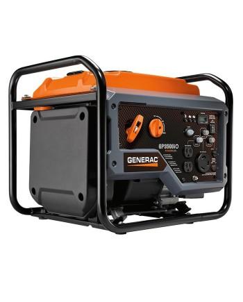 Generac GP3500IO 3,500-Watt 212cc Recoil Start Portable inverter Generator