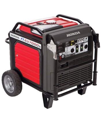 Honda EU7000IS 7000-Watt Super 120/240-Volt Quiet Light Weight inverter Generator
