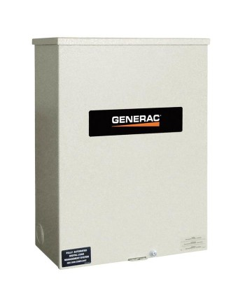 Generac RTSN100K3 Guardian 100-Amp 3-Phase Automatic Transfer Switch 277/480V