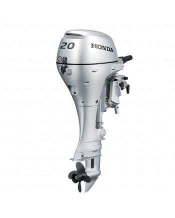 2020 HONDA 20 HP BF20D3SHT Outboard Motor